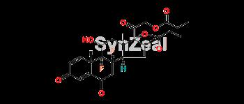 Picture of 6-Oxo-betamethasone 17,21 dipropionate