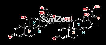 Picture of 21-Dehydro Betamethasone