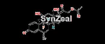 Picture of 6-Br-Betamethasone-21-acetate
