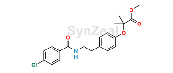 Picture of Bezafibrate EP Impurity C