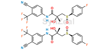 Picture of Bicalutamide EP Impurity F