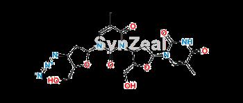 Picture of ZidovudineEP Impurity G