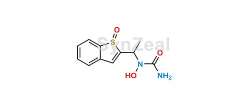 Picture of Zileuton Sulfoxide