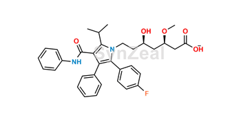 Picture of Atorvastatin EP Impurity G