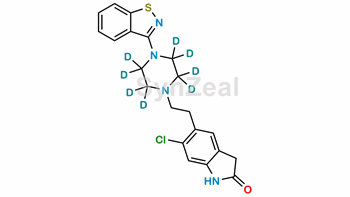 Picture of Ziprasidone D8