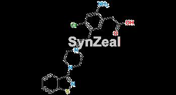 Picture of ZiprasidoneEP Impurity C
