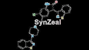 Picture of ZiprasidoneEP Impurity E