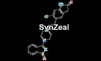 Picture of Ziprasidone Sulfoxide