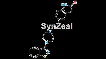 Picture of Ziprasidone Deschloro Impurity