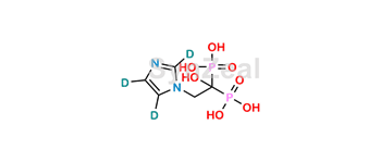 Picture of Zoledronic-d3 acid