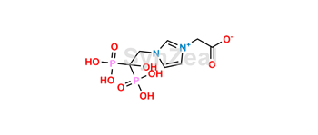 Picture of Zoledronic acid EP Impurity A