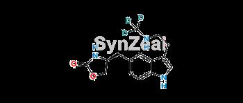Picture of N-desmethyl Zolmitriptan D3