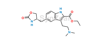 Picture of Zolmitriptan USP Related Compound D