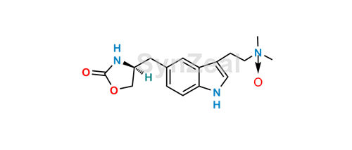 Picture of Zolmitriptan N-oxide Impurity