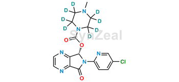 Picture of S-Zopiclone D8