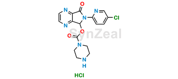 Picture of N-Desmethyl Zopiclone HCl