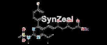Picture of Rosuvastatin EP Impurity C (Sodium Salt)