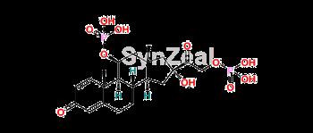 Picture of Prednisolone Sodium Phosphate USP Impurity E