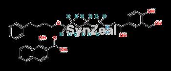 Picture of Salmeterol D12 xinafoate Salt