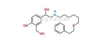 Picture of SalmeterolEP Impurity B