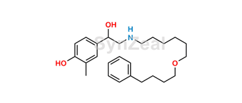 Picture of SalmeterolEP Impurity F