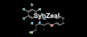 Picture of Phenoxybenzamine D7
