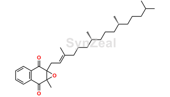 Picture of Trans-Epoxyphytomenadione