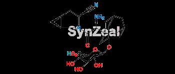 Picture of Saxagliptin O-β-D-glucuronide