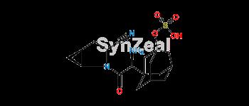 Picture of Saxagliptin O-Sulfate
