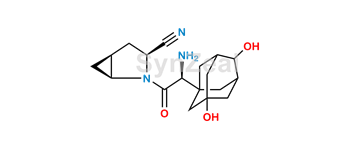 Picture of Saxagliptin Dihydroxylated Metabolite