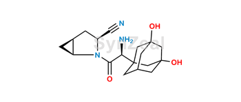 Picture of Hydroxy Saxagliptin