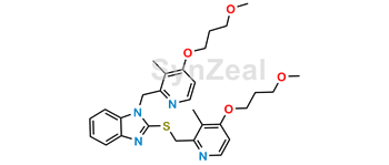 Picture of Rabeprazole N-Alkyl Sulfide
