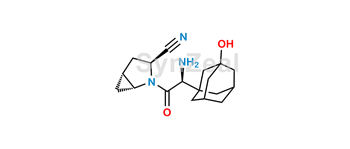 Picture of (2S,2S',trans)-Saxagliptin