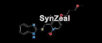 Picture of Rabeprazole Sulfide N-Oxide