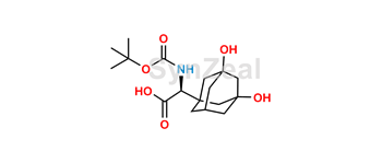 Picture of Boc-3,5-dihydroxy-1-adamantyl-L-glycine
