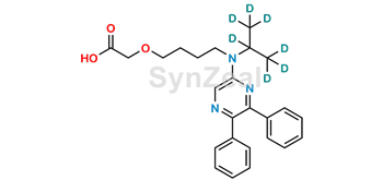 Picture of Selexipag metabolite-d7