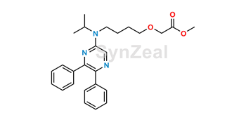 Picture of Selexipag Methyl Ester Impurity