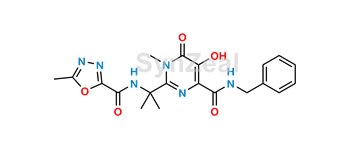 Picture of Raltegravir Related Compound E USPRS