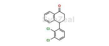 Picture of Sertraline 2,3-Dichloro Tetralone Racemate