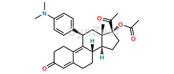 Picture of Ulipristal Acetate