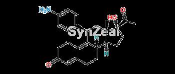 Picture of N,N-Didesmethyl Ulipristal