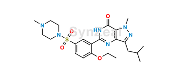 Picture of Sildenafil EP Impurity A