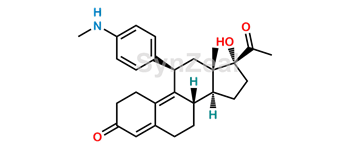 Picture of N-Desmethyl Ulipristal