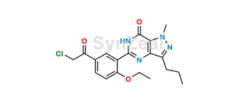 Picture of Sildenafil Chloroacetyl Impurity