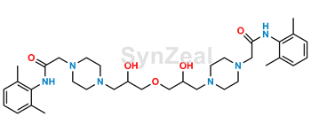 Picture of Ranolazine Related Compound 3