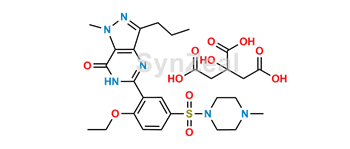 Picture of Sildenafil Citrate