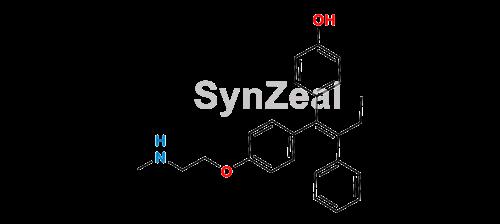 Picture of (Z)-4-Hydroxy-N-Desmethyl Tamoxifen