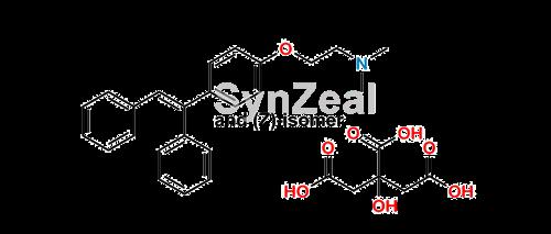 Picture of Tamoxifen EP Impurity C Citrate