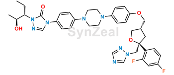 Picture of Posaconazole Diastereoisomer 1