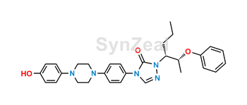 Picture of Posaconazole Impurity 3
